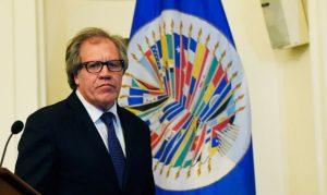 Almagro solicita en informe abrir canal de asistencia humanitaria para el pueblo venezolano