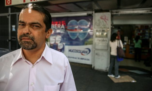 """Francisco Valencia: """"Estamos frente a un Estado criminal que niega la crisis humanitaria"""""""