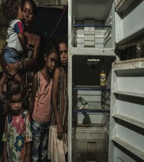 HRW: Crisis humanitaria en Venezuela