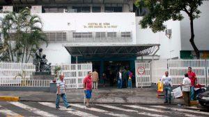 Bote de aguas negras afecta servicio de Nefrología del JM de los Ríos