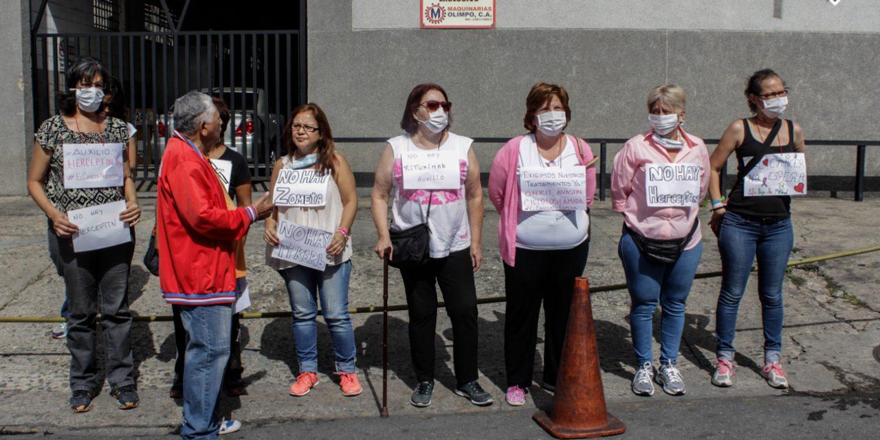 31 medicamentos esenciales para tratar el cáncer están agotados en Venezuela