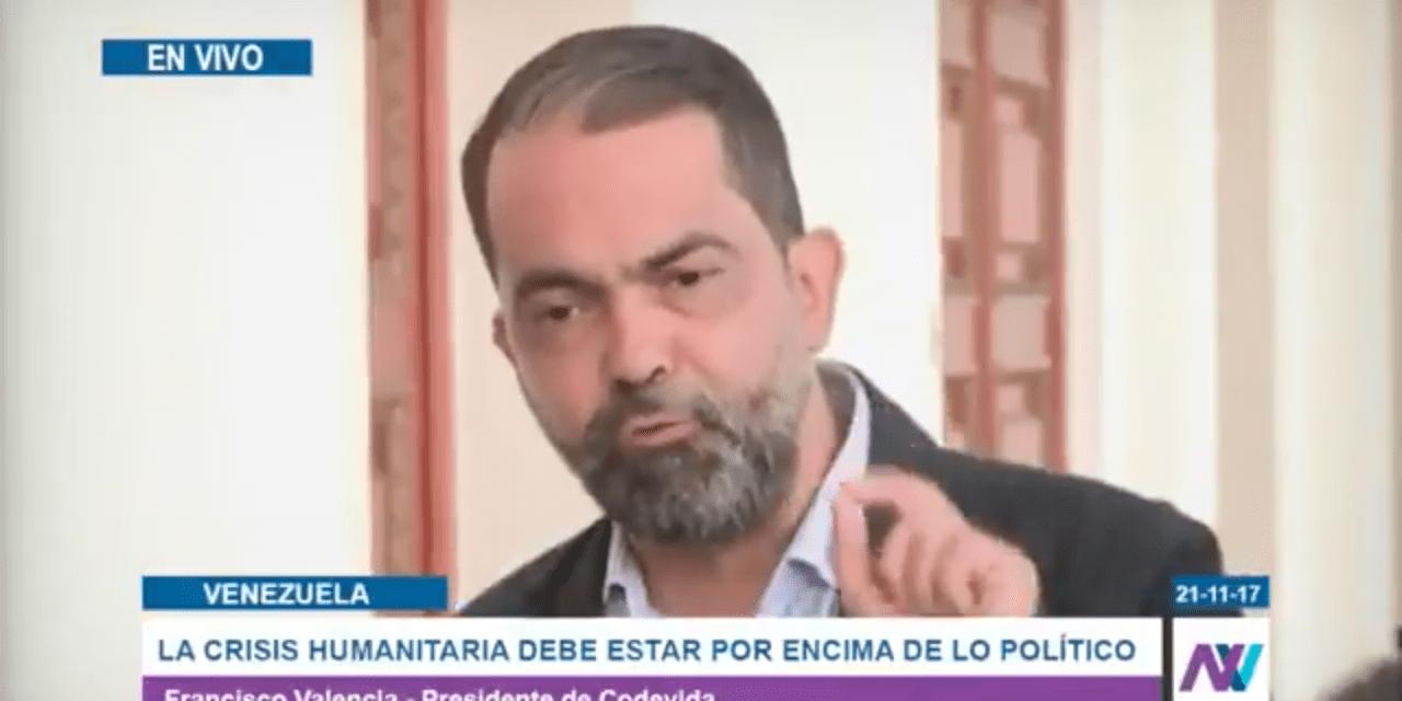 Valencia alerta que el fondo de la OMS no es suficiente para atender la emergencia humanitaria