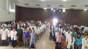 Gremios de Salud en Caracas se declaran en asamblea permanente ante la crisis humanitaria