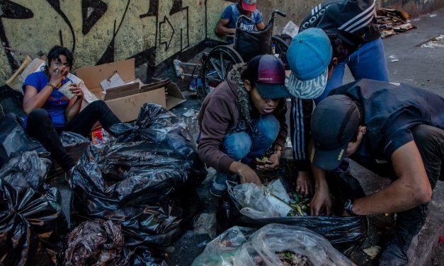 La malnutrición está matando a los niños en Venezuela