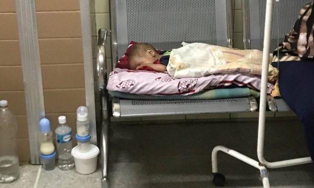 Un niño muere cada día en el interior de Venezuela víctima de la desnutrición
