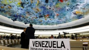 Grupo de Lima prepara resolución de condena a Venezuela ante el Consejo de DDHH