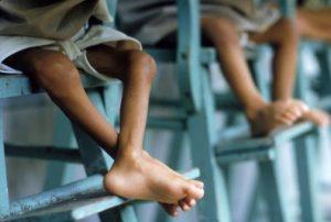 Caritas reporta 806 niños con desnutrición y bajo peso en 31 parroquias del país
