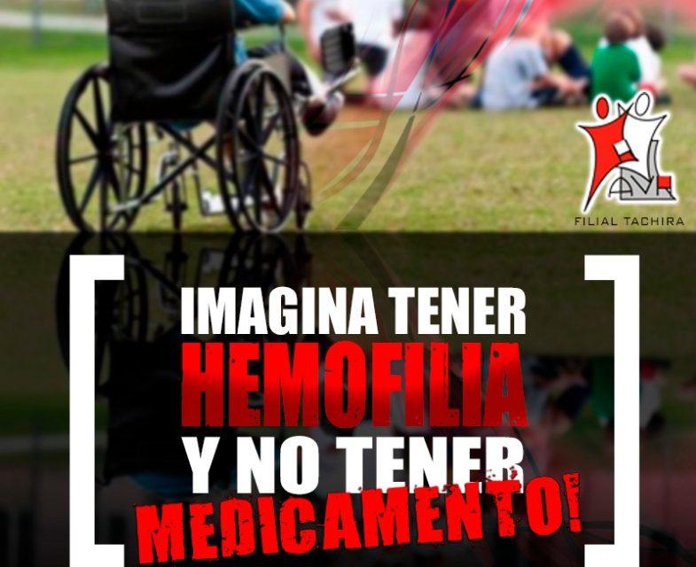50 personas con hemofilia han muerto en Venezuela por ausencia de factores de coagulación