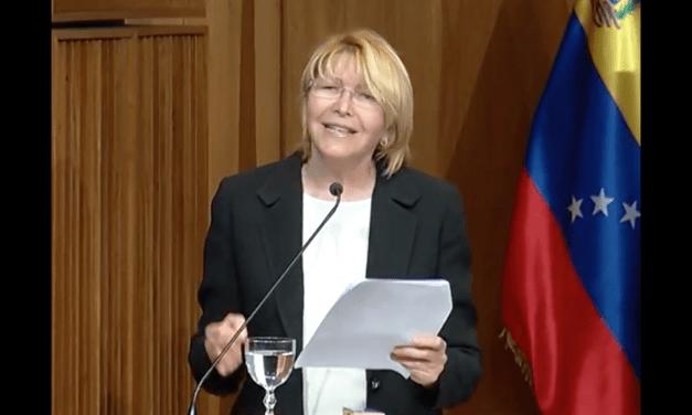 Fiscal destaca que el desabastecimiento de alimentos y medicinas constituye de Venezuela
