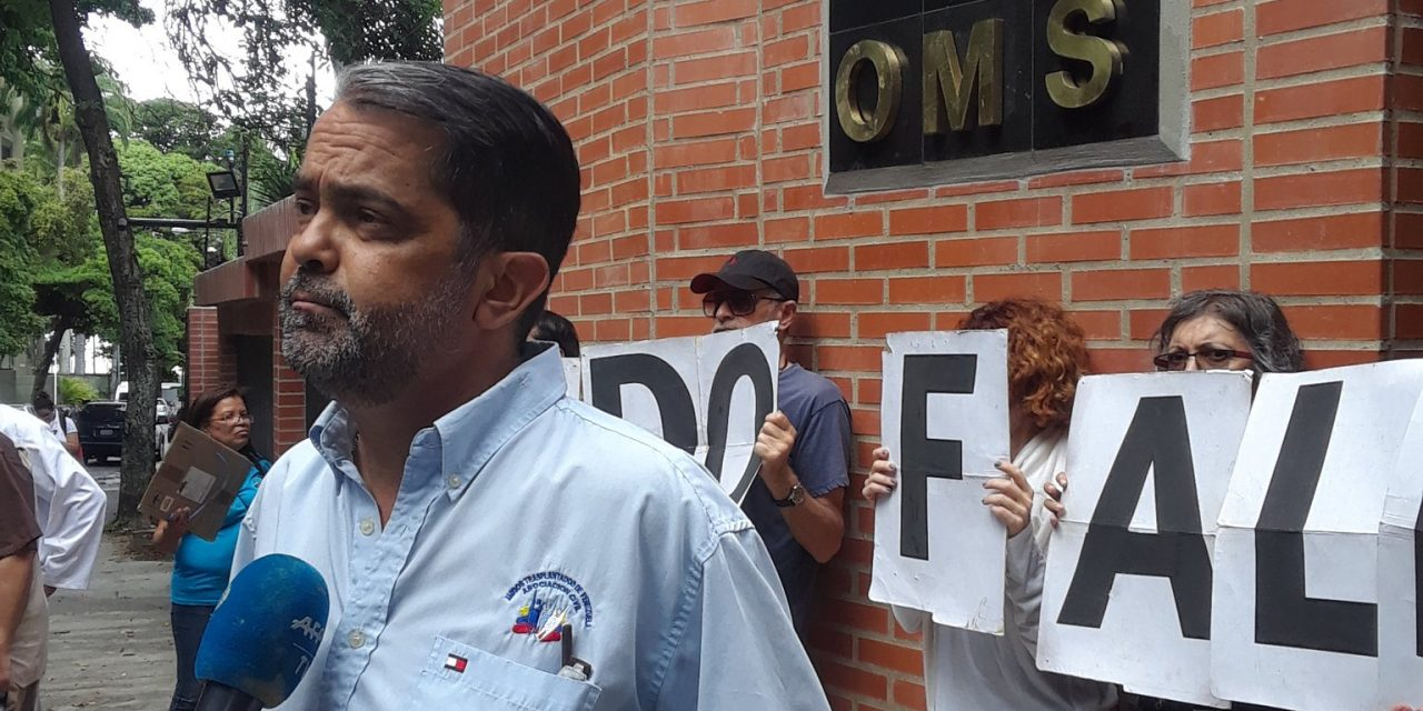 """Valencia: """"Se requiere voluntad política y cooperación internacional para resolver la emergencia humanitaria en Venezuela"""""""