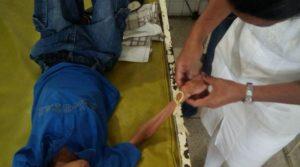 Joan Fajardo murió de desnutrición pero le negaron tres veces el ingreso al hospital de Guanare por no estar deshidratado