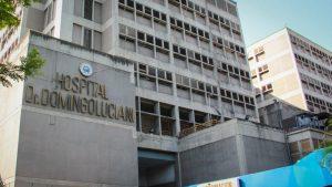 Gemelos prematuros mueren por falta de incubadoras en el Domingo Luciani