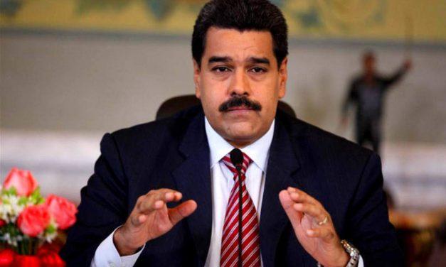 Maduro rechaza ayuda humanitaria para el país aunque reconoce la deficiencia sanitaria