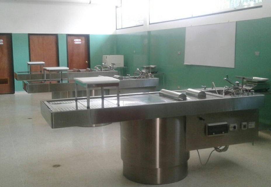 Inauguran segunda etapa de la morgue del hospital de Valera
