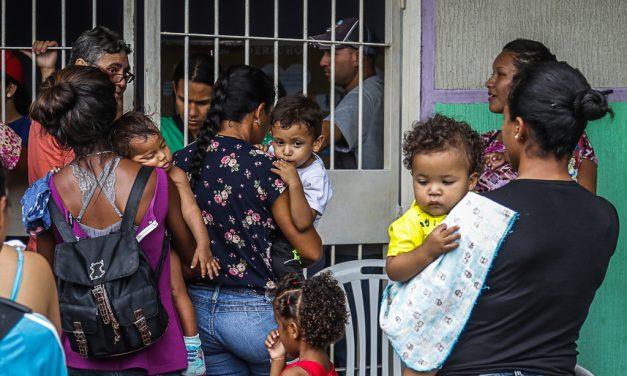 Jornada de salud en San Felix decepciona a los asistentes