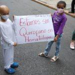 Desde hace un mes los niños del J.M de Los Ríos no reciben quimioterapia