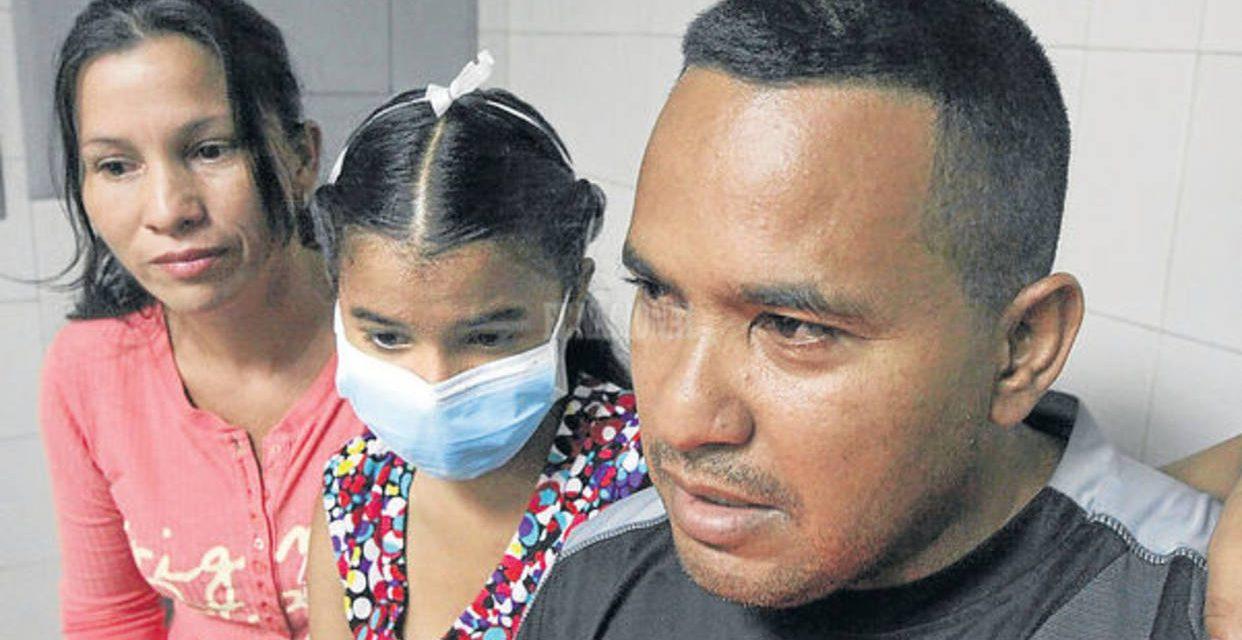 Oliandry Bolívar de 13 años de edad puede perder su trasplante por escasez de inmunosupresor