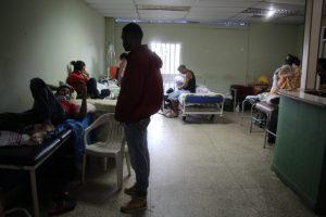 10 pacientes con paludismo fueron desalojados del hospital de Maturín