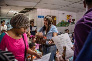 Ayudemos a darle una sonrisa a los niños del Hospital JM de los Ríos