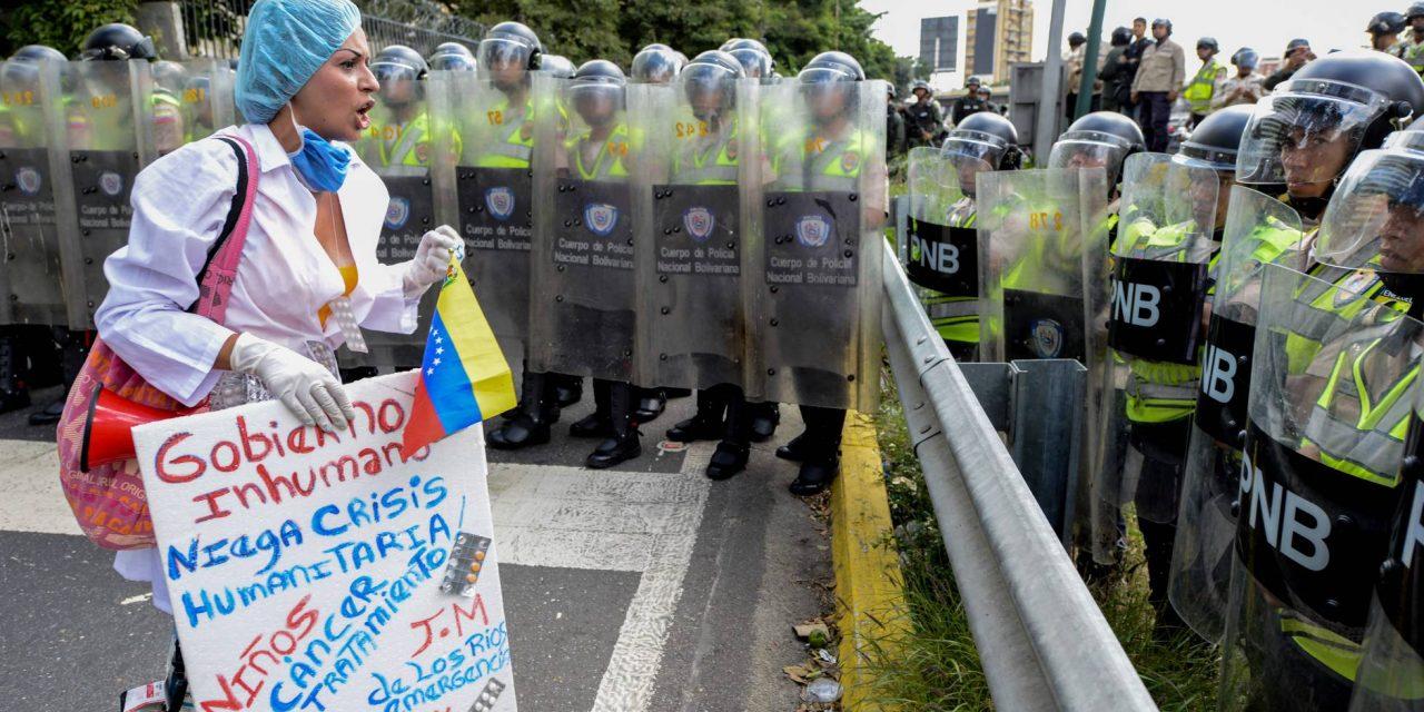 ONG´s denuncian en la CIDH la muerte de niños en hospitales de Venezuela