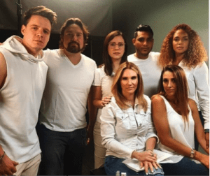 Artistas venezolanos lanzan campaña por las 300.000 personas con condición crónica