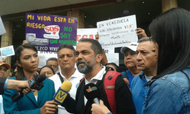 Viceministro de salud reconoce que no tienen capacidad de respuesta frente a la emergencia humanitaria