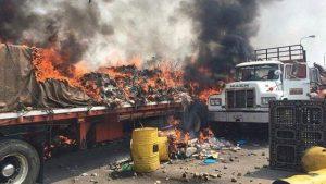 Sociedad civil condena bloqueo de la ayuda humanitaria