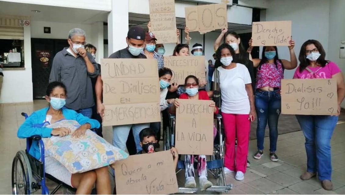 Informe sobre la privación de los derechos a la salud y la vida de personas con enfermedad renal crónica en Venezuela en el contexto de Covid-19