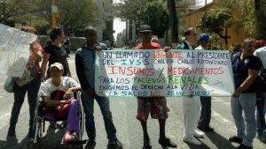 Rotondaro asegura que no han podido trasladar las medicinas por las protestas en Caracas