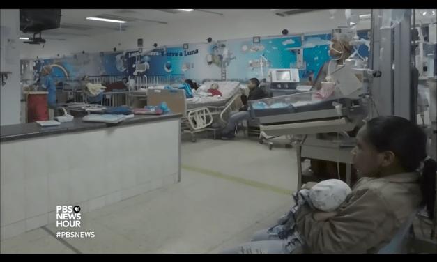 Los venezolanos sufren una mortal escasez de alimentos y medicinas