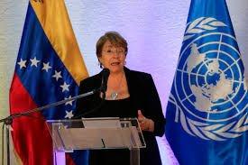 Bachelet exhorta al régimen suministrar datos sobre la situación sanitaria en Venezuela