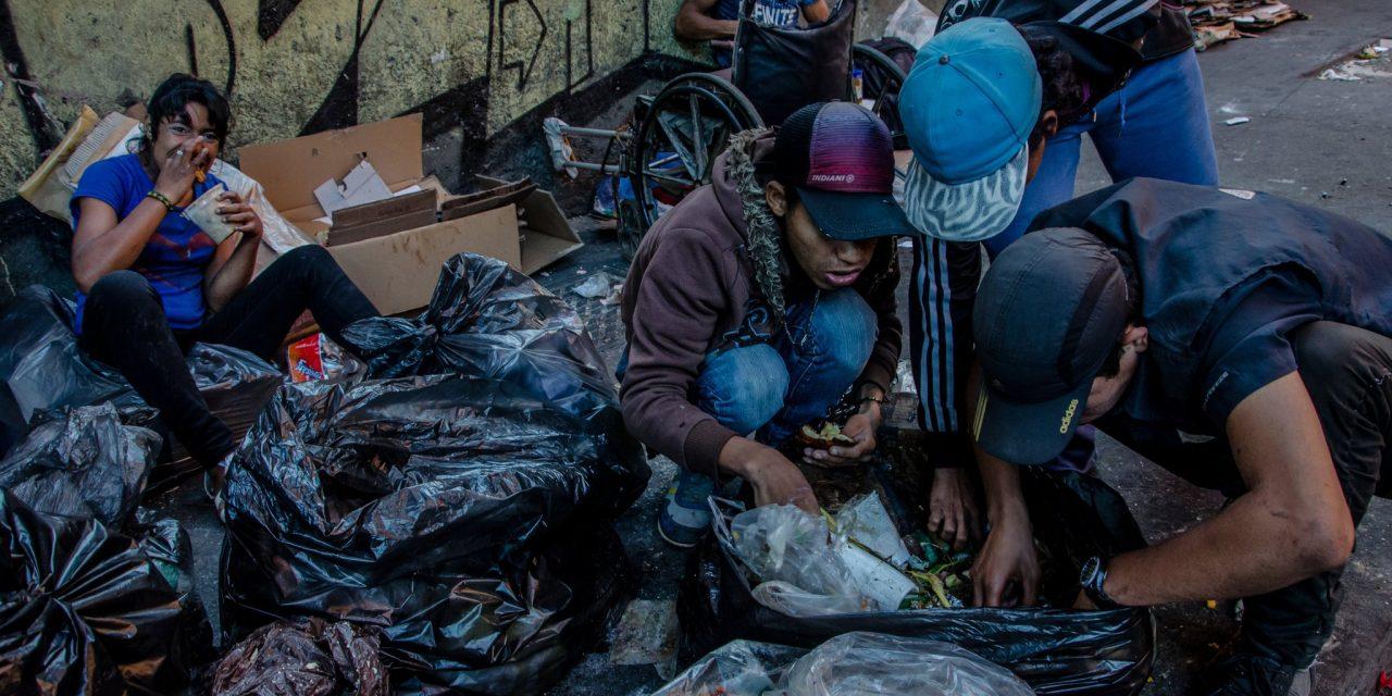 9.3 millones de venezolanos están en situación de crisis alimentaria