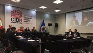 CIDH recibe denuncias de ONG sobre la crisis que viven los niños en Venezuela