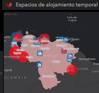 6.596 venezolanos están en cuarentena preventiva