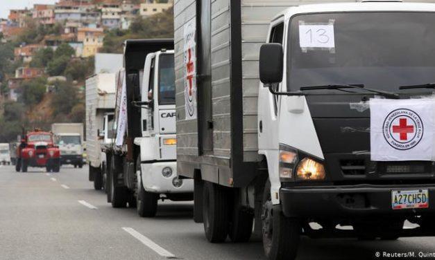 Cruz Roja Venezolana publica primer reporte de la Entrega de Asistencia