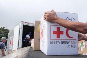 Valencia: la ayuda humanitaria de la Cruz Roja fue una desilusión