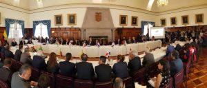 Declaración de Quito sobre movilidad humana de venezolanos en la región