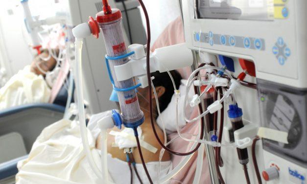 67% disminuyó importación de insumos para hemodiálisis entre 2013 y 2017