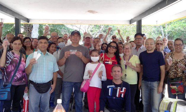 Ayudemos a que más venezolanos reciban su tratamiento, cada aporte cuenta