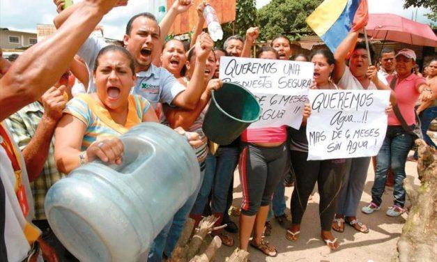 Reporte Nacional sobre la Emergencia Humanitaria Compleja sobre Agua