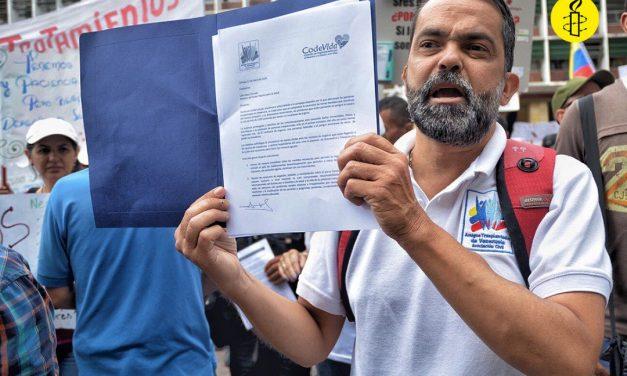 116 ONG de DDHH respaldan a Francisco Valencia de Codevida ante acusaciones del ministro Luis López