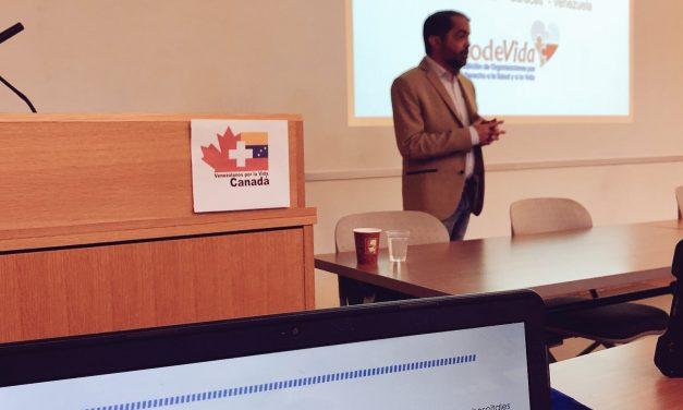 """Valencia: """"agradecemos al Gobierno canadiense sus gestiones de ayuda para los venezolanos"""""""