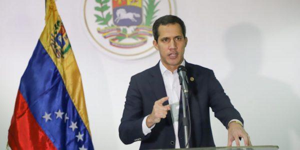 Guaidó urge conformar gobierno de emergencia ante COVID-19