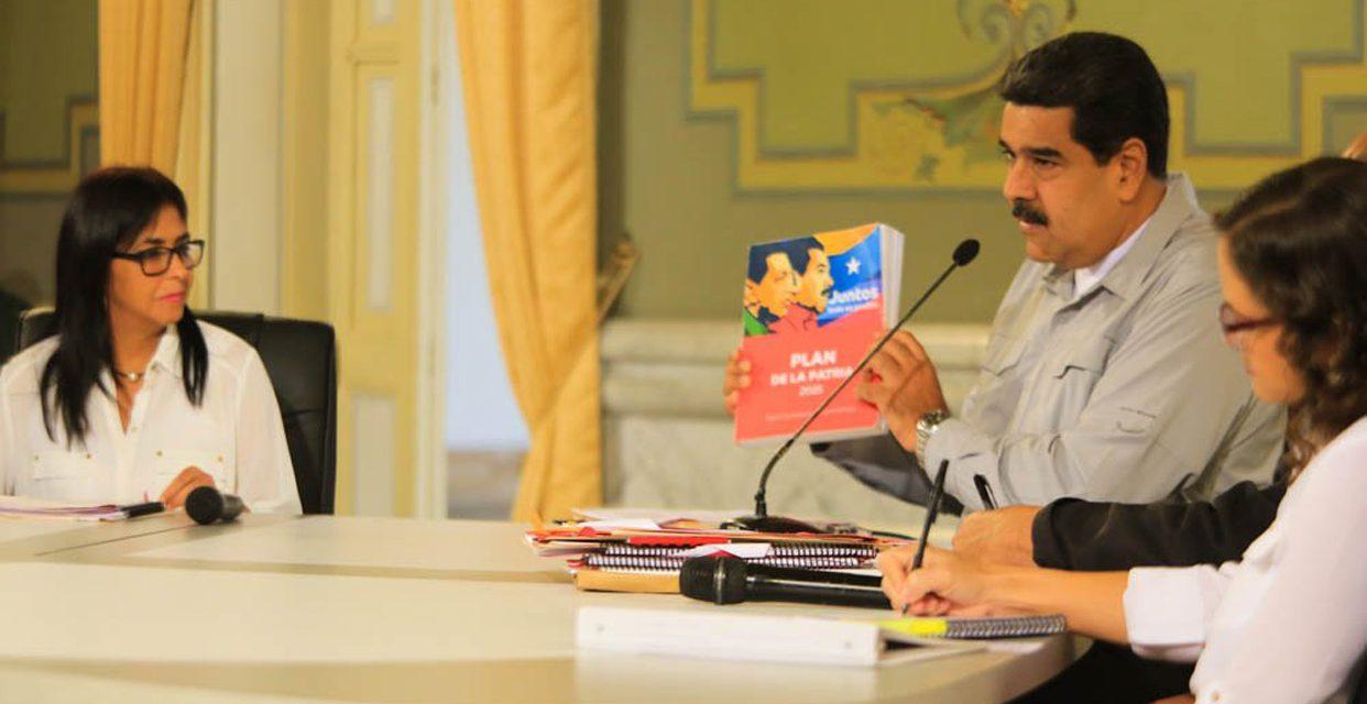 Maduro aprueba 341 millones de dólares para importar insumos y medicamentos