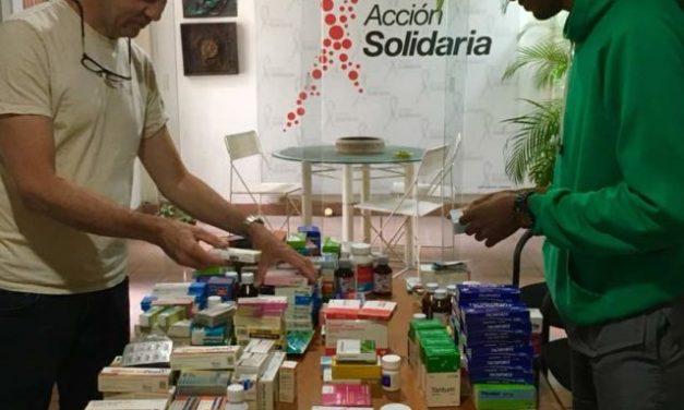 Evento Música por medicinas recaudó 688 medicamentos y 462 insumos médicos