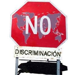"""""""Cero discriminación"""" promueve una sociedad igualitaria y justa"""
