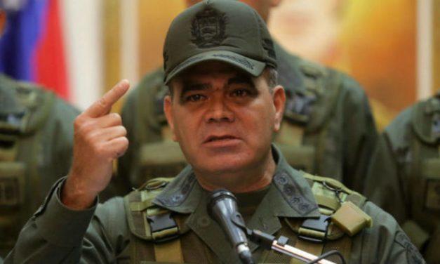 Padrino López cataloga la ayuda humanitaria que solicitamos como injerencismo