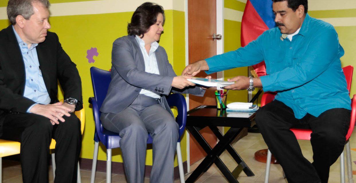 PNUD informó que Venezuela no ha activado ningún mecanismo de ayuda sanitaria