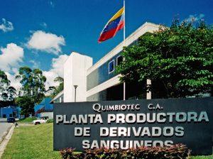 Quimbiotec le toma ocho meses elaborar lotes de albúmina que antes producía en una semana