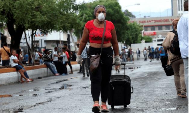 46.896 venezolanos han regresado al país durante la pandemia COVID-19